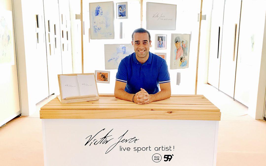 Victor Jerez vuelve con su ARTE a la élite del Polo Mundial en Sotogrande
