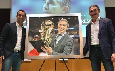 Homenaje de altura para Sergio Scariolo