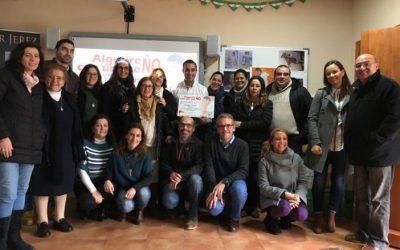 Víctor Jerez fuente de inspiración para los alumnos del Colegio Ntra. Sra. de Los Milagros